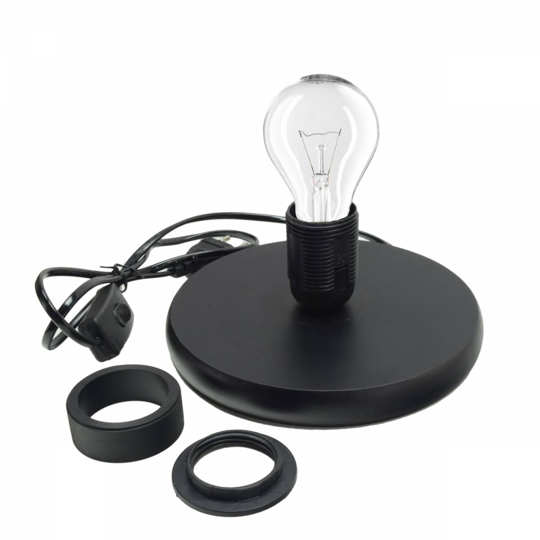 Leuchtglas elektrisch, XXL Lampe 814 Winter 30cm Dekoleuchte Windlicht Kerzenfarm - 4