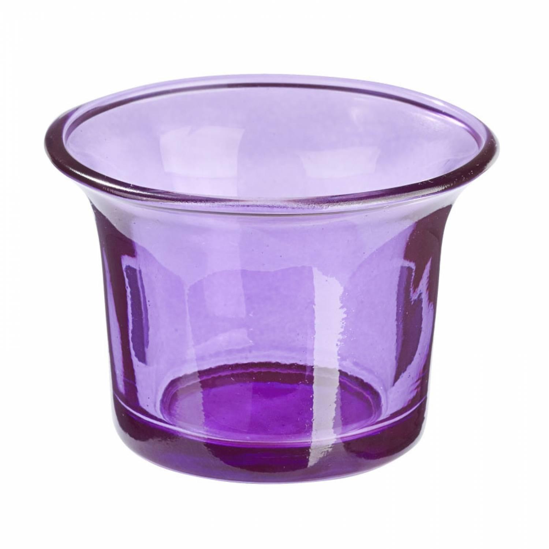 Auswahl bunt teelichthalter glas teelichtglas for Teelichthalter glas bunt