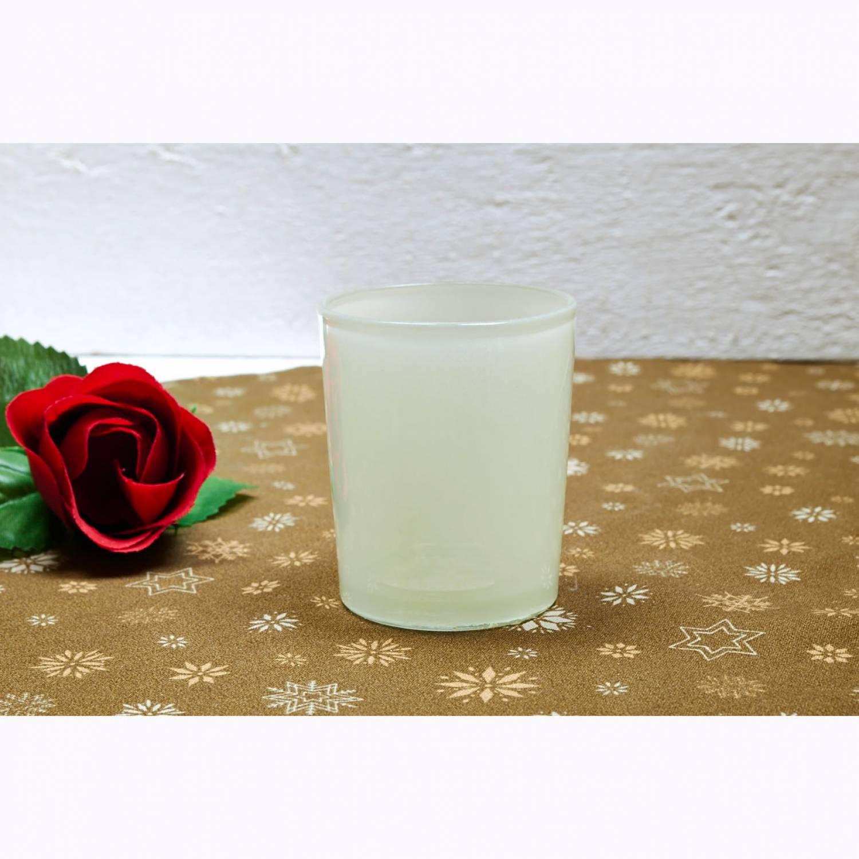 Teelichtglas teelichthalter glas teelichter windlicht for Teelichthalter glas bunt